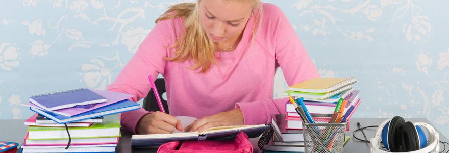 préparation d'examens